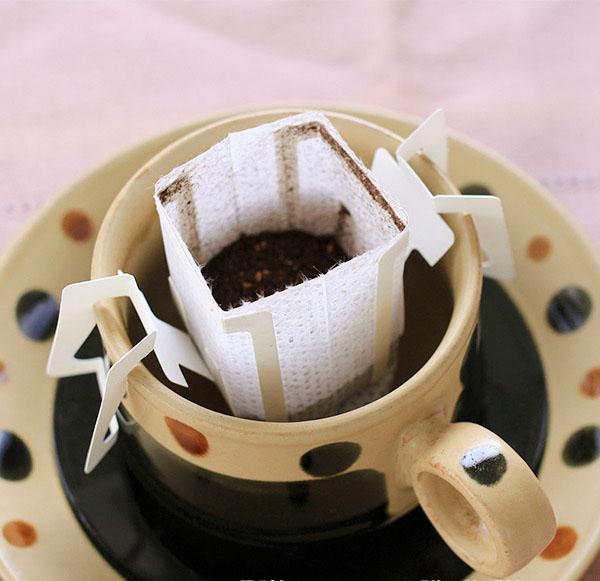 黒豆ブレンド珈琲 ドリップバッグ10ヶ入