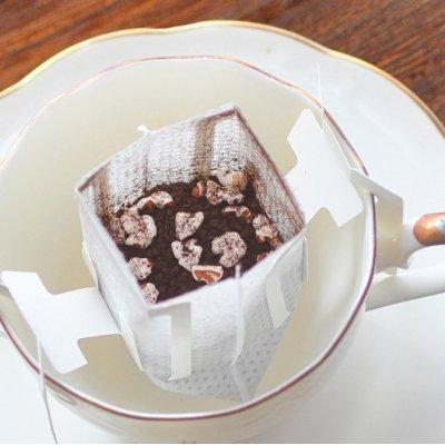 画像3: 招き猫珈 赤米ブレンドコーヒー ドリップバッグ5ヶ入