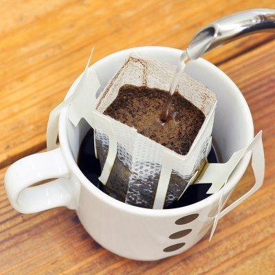画像4: デカフェ バラエティ ドリップバッグ 10ヶ入(5種類のコーヒー)